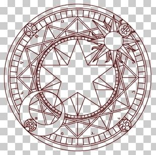 Cardcaptor Sakura: Clear Card Sakura Kinomoto Magic Circle PNG