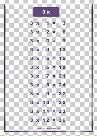 Multiplication Table Chart Worksheet PNG, Clipart, Angle