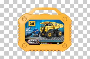 Caterpillar Inc. Car Heavy Machinery Dump Truck Architectural Engineering PNG