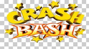 Crash Bash Logo Desktop Brand Font PNG