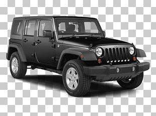 2018 Jeep Wrangler Unlimited Sahara Chrysler Dodge Sport Utility Vehicle PNG