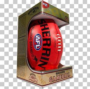 Australian Football League Cricket Balls Sherrin Australian Rules Football PNG