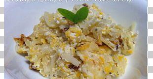 Risotto Tuna Casserole Vegetarian Cuisine Side Dish Food PNG