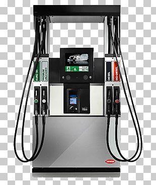 Modern Petrol Pump PNG