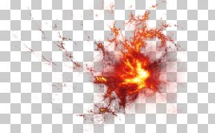 Spark Explosion PNG