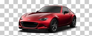 2018 Mazda MX-5 Miata RF Car 2017 Mazda MX-5 Miata RF Club 2018 Mazda MX-5 Miata Convertible PNG