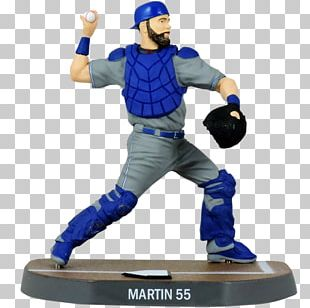Toronto Blue Jays Figurine MLB Action & Toy Figures PNG