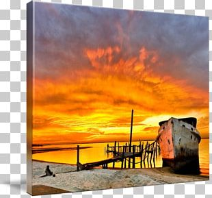 Painting Eszra Gallery Wrap Canvas Giclée PNG