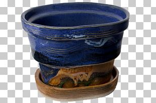 Cobalt Blue Plastic Glass Tableware Pottery PNG