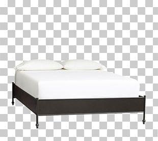Nightstand Bed Frame Platform Bed Bedroom PNG