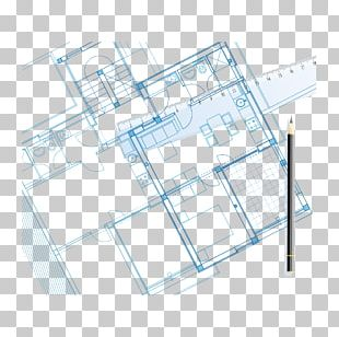 Blueprint Drawing Architecture Facade PNG