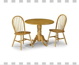 Drop-leaf Table Dining Room Furniture Windsor Chair PNG