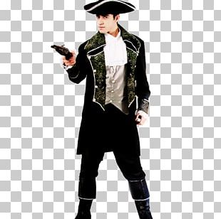 Pirate Costume Party Clothing Masquerade Ball PNG