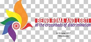 Romani People Discrimination LGBT NGO Roma Together Logo PNG