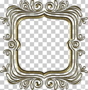 Frames Ornament Decorative Arts Pizza Pattern PNG