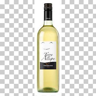White Wine Terre Di Bruca Trebbiano Sauvignon Blanc PNG
