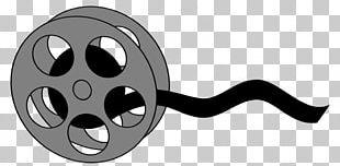 Film Reel Cartoon Clapperboard PNG