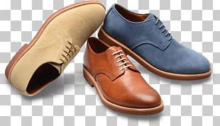 Suede Shoe Walking PNG