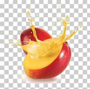 Juice Milkshake Fruit Mango PNG