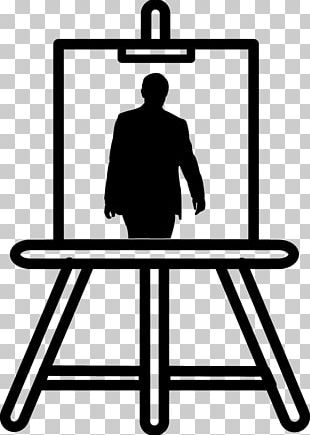 Easel Art Painting Computer Icons PNG