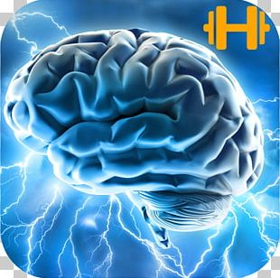 Brain Cognition Mind Thought Nootropic PNG