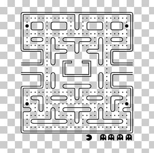 Pac-Man Party Ms. Pac-Man Maze Madness Video Game PNG