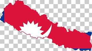 Flag Of Nepal Map National Flag PNG