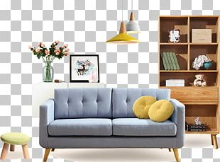 Furniture Poster Couch PNG