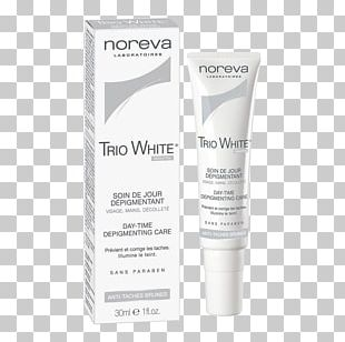 Noreva Trio A Intensive Depigmenting Treatment Lotion Cosmetics Skin Care Noreva Actipur Anti-Imperfections Tinted Cream PNG