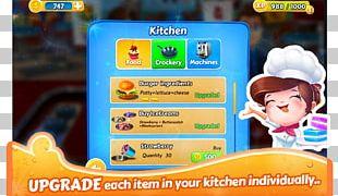 Restaurant Mania Santa Restaurant Cooking Game Screenshot Android PNG