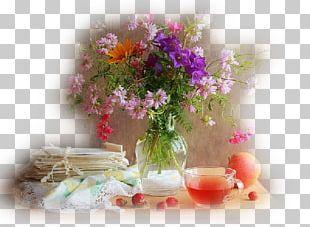 Floral Design Vase Cut Flowers Flower Bouquet PNG