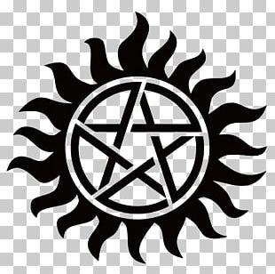 Dean Winchester Crowley Tattoo Sam Winchester Phantom Traveler PNG