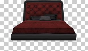 Red Bed PNG