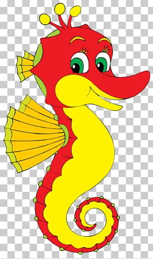 Seahorse Illustration Drawing Graphics PNG