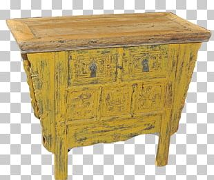 Table Wood Stain Buffets & Sideboards Drawer Antique PNG