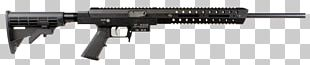 Rifle Semi-automatic Firearm Carbine .223 Remington PNG