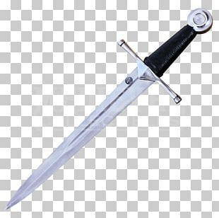 Dagger Knife Blade Scabbard Steel PNG
