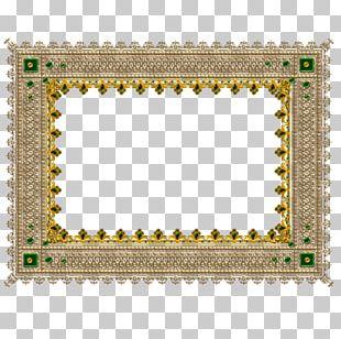 Frames Paper Pattern PNG