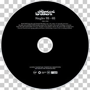 Compact Disc C-h-e-m-i-c-a-l Product Design The Chemical Brothers Wraith Squadron PNG