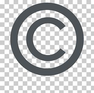 Copyright Symbol Emoji Trademark PNG