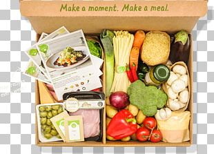Meal Kit HelloFresh Food Meal Delivery Service PNG