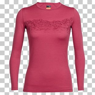 Long-sleeved T-shirt Top Clothing PNG
