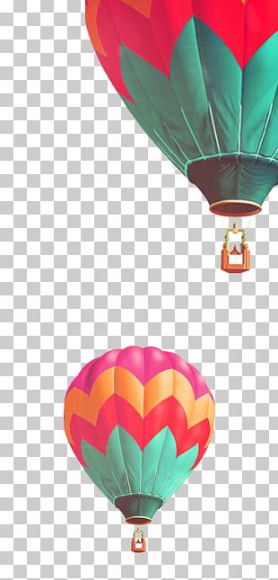 Hot Air Balloon Tourism PNG