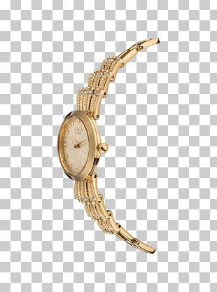 Watch Strap Metal Bracelet PNG