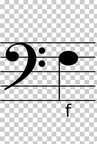 Clef Treble Bass Musical Note Staff PNG