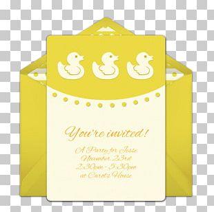 Paper Wedding Invitation Baby Shower Gender Reveal Online And Offline PNG