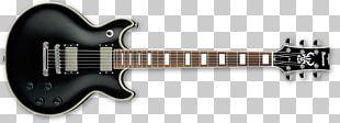 Ibanez Electric Guitar ESP LTD EC-1000 Archtop Guitar PNG