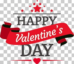 Valentine's Day Greeting Card PNG
