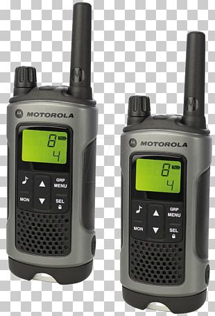 Two-way Radio PMR446 Walkie-talkie Communication Channel PNG