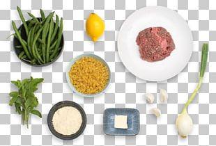 Vegetarian Cuisine Risotto Pasta Vegetable Italian Cuisine PNG